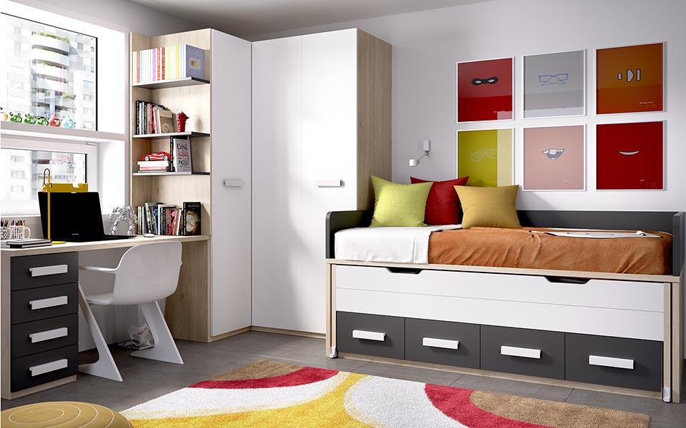 RMB Colección Mueble juvenil